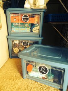 My new favorite storage bins!!  These are the best because they open from the front, so no more unstacking to get what you need.  Can't wait to organize my classroom.
