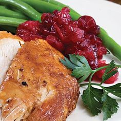 Cranberry Compote | Make this compote at your next holiday meal for a delicious and classic side dish. | SouthernLiving.com
