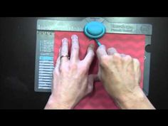 Envelope Punch Board vid Tutorial - for A2 sized cards use One tip I suggest in the video is to use a different sizing for A2 cards (4 1/4″ x 5 1/2″) than what is recommended on the punch board.   Better measurement: 8 1/4″ x 8 1/4″ paper, 3 5/8″ score line