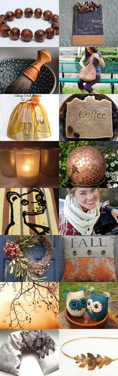 Falling in love with Fall by Jennifer Estaling on Etsy--Pinned with TreasuryPin.com