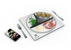 Concept: SmartPlate  Country: United Kingdom/Romania  Designer: Julian Caraulani  School: Coventry University