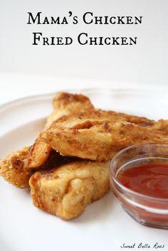 Mama's Chicken Fried Chicken on MyRecipeMagic.com