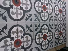 Id es maison on pinterest for Parquet carrelage champigny