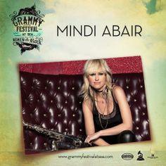 Welcome Mindi Abair! #mindiabair #GFWWR #GrammyFestatSea #grammys #womenwhorock #vacay #sxmliveoud #musicfestival #music #rock #cruise #norwegiancruiseline