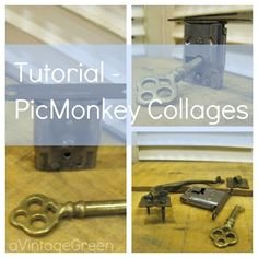 Great post on how to use pic monkey easy way to create collages