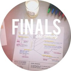 mindofamedstudent: Yay color-coding! I might be a bit obsessed…just a bit. If you're preparing for exams right now, good luck! YOU'RE GOING TO KILL THOSE FINALS :)