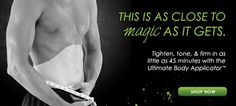 Tighten, Tone, Firm and Detox with The Ultimate Body Applicator from IT WORKS in 45 minutes! Lose inches instantly! Gets rid of Cellulite!   4 for only $60  We have products that will improve your health and a business that will change your life!   NOW HIRING...ONLY $99 TO JOIN MY TEAM, for a limited time!