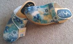 These beautiful clogs make a great gift and are on SALE now through Christmas