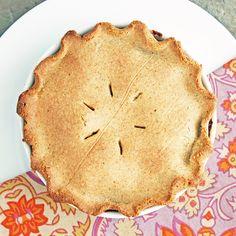 Low carb & gluten free pie crust