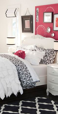little girls, color select, bedroom idea, color combos, rufflici quilt, daughter, girl bedrooms, little girl rooms, bedroom curtains