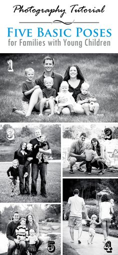 family poses photography, young children photography, photography family poses, basic photographi, famili, photo idea, young family photo, photographi pose, children photography poses