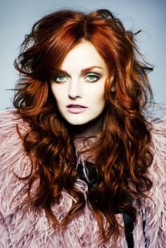 aveda red -fall 2013