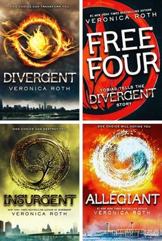 divergent book series four pdf