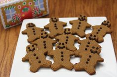 Paleo Gingerbread Cut-Outs - The Paleo Mom