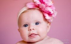 9 adorable headbands for baby girls! www.thebump.com