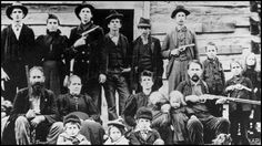 Hatfield And McCoy Feud Music - Bing Images