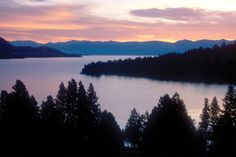 Flathead Lake  Bigfork, MT