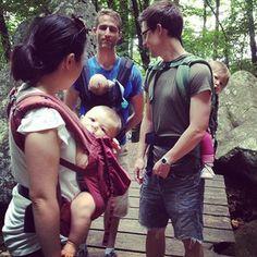 Ergobaby Blog | Instagram #ergobaby #babywearing #babywearingdads