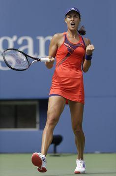Ana Ivanovic during #USOpen2013