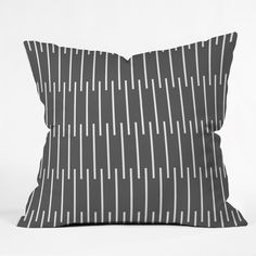 Caroline Okun Meridian Throw Pillow 18 x 18 Sample Sale | DENY Designs Home Accessories