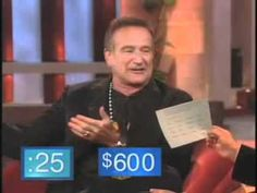 Robin Williams performs a whirlwind accent marathon - Never fails to make me laugh!