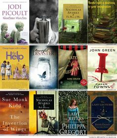 100 Books Worth Reading.... I'm gonna need to make a list... I can already see three or four books that I want to read from this picture!!!