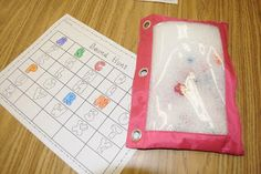 Samples of early literacy centers from Mrs. Ricca's Kindergarten: Literacy Centers (blog)