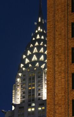 Chrysler Building #NYC