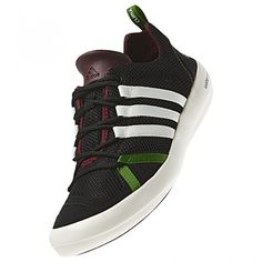 Adidas BOAT CC LACE, Color Black/Spray/Light Maroon - Clearance - Tactical Distributors- Tactical Gear