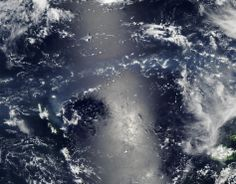 On January 7, 2014 the Aqua satellite passed over Vanuatu, allowing the Moderate Resolution Imaging Spectroradiometer (MODIS) aboard to capt...