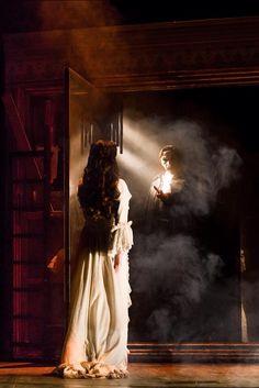broadway music, mirrors, columbus ohio, cooper grodin, opera stage, phantom of the opera us tour, phantome of the opera, theatr, angels