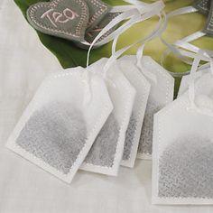 Petite Boutique Tea Bags: Sonia Showalter