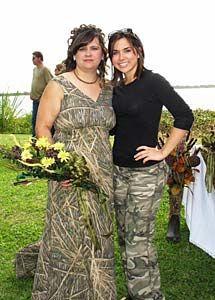 redneck wedding dress