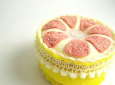 grapefruit pincushion.