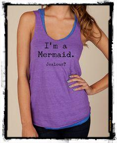 I'm a MERMAID JEALOUS?