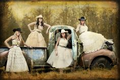The Fancy Farmgirl Photography - Fancy Farmgirls.. in prom dresses possibly