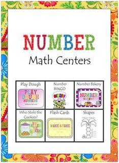 Kindergarten Blog with great ideas!