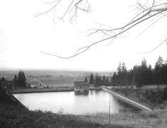 Reservoir One • Mt. Tabor • Portland • 1912