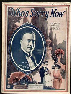 who's sorry now? by Confetta, via Flickr