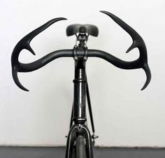 Antler Handlebars, Moniker Cycle Horns by Taylor Simpson Design