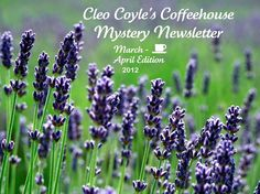 Hot off the virtual presses, the latest Cleo Coyle Coffeehouse Mystery newsletter : )  Find out all the news and find some great Easter recipes. easter, worth read, book worth, spring newslett, fun thing, coyl news, dot, latest newslett, cleo coyl
