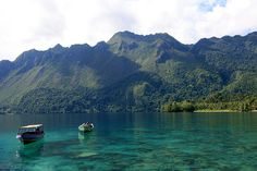 meransel: Serpihan surga di Timur Indonesia ~ Negeri Saleman, Pulau Seram, Maluku. {Sumber}