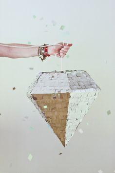 diamond piñata