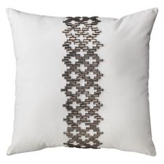 Nate Berkus Jewel Band Pillow 18x18