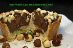Vegan Delicious Creamy Hazelnut chocolate  Baby by VEGANLOTUS, $25.00