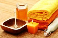 DIY Honey Bath