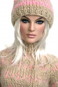 Ava OOAK doll