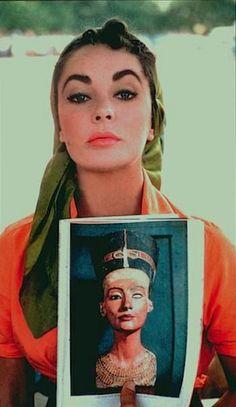 Liz and Cleopatra