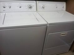 KENMORE WASHER AND DRYER / SUPER CAPACITY PLUS - $300 (MEMPHIS)