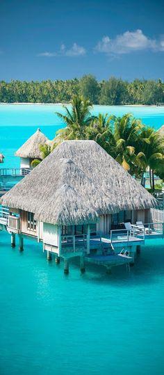 Amazing Snaps: The St. Regis Bora Bora Resort